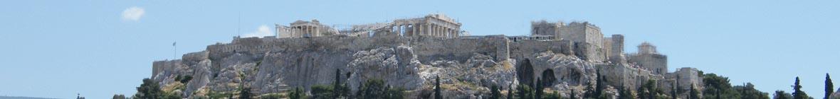 Atenas. Guía de viajes y turismo.